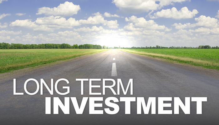 Keep Calm, Stay Invested